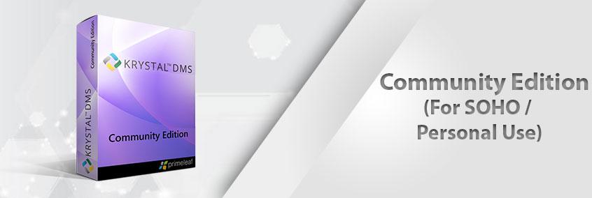 KRYSTAL DMS - Community Edition