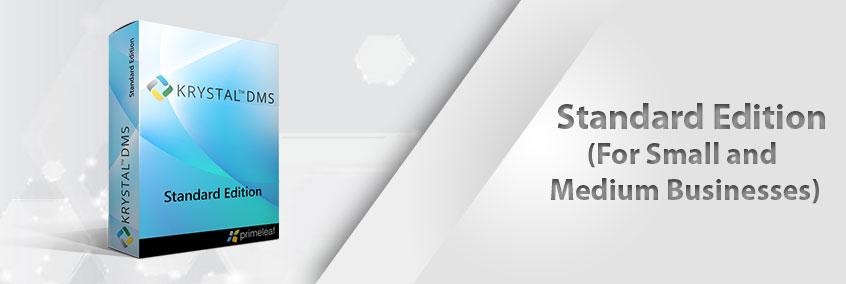 KRYSTAL DMS - Standard Edition
