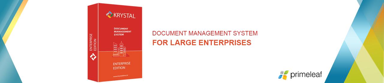 KRYSTAL DMS - Enterprise Edition